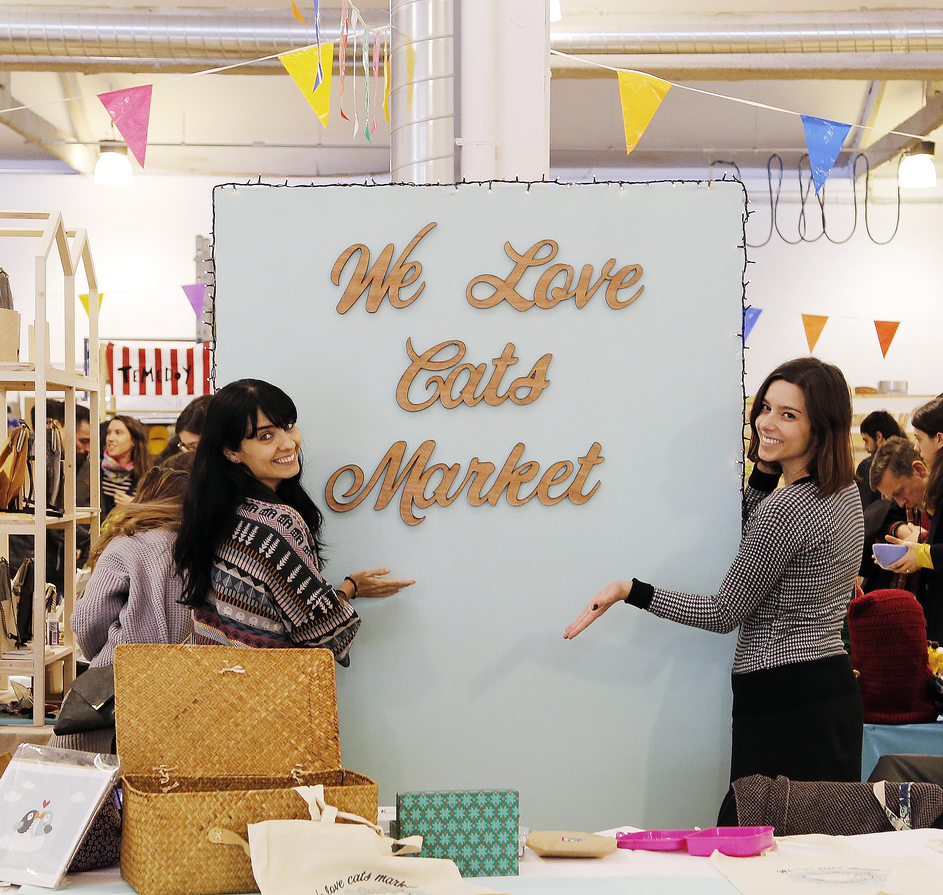 Cinc anys de We Love Cats Market