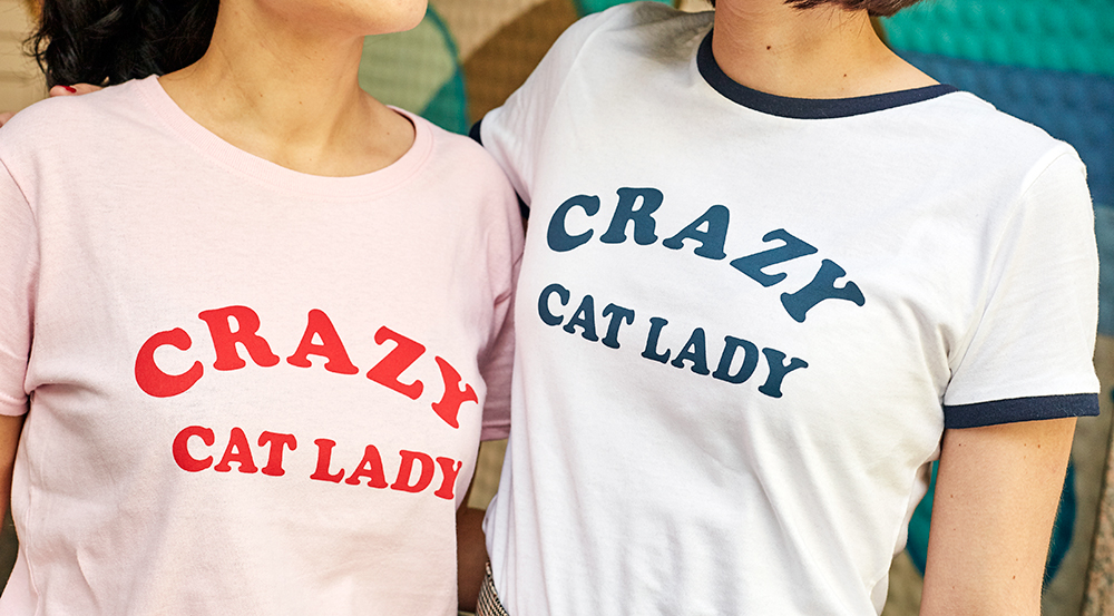 Ser una 'crazy cat lady' es un orgullo