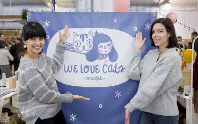 Un Nadal diferent comença amb el We Love Cats Market